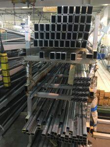 Steel reinforcements for windows and PVC doors Oknoplast