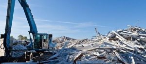 PVC recycling by Veka, clausio north america
